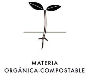 consumo sostenible orgánico compostable