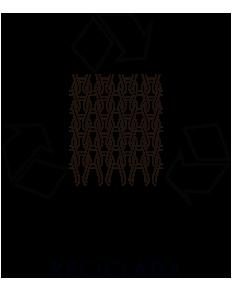 consumo sostenible en tejido reciclado