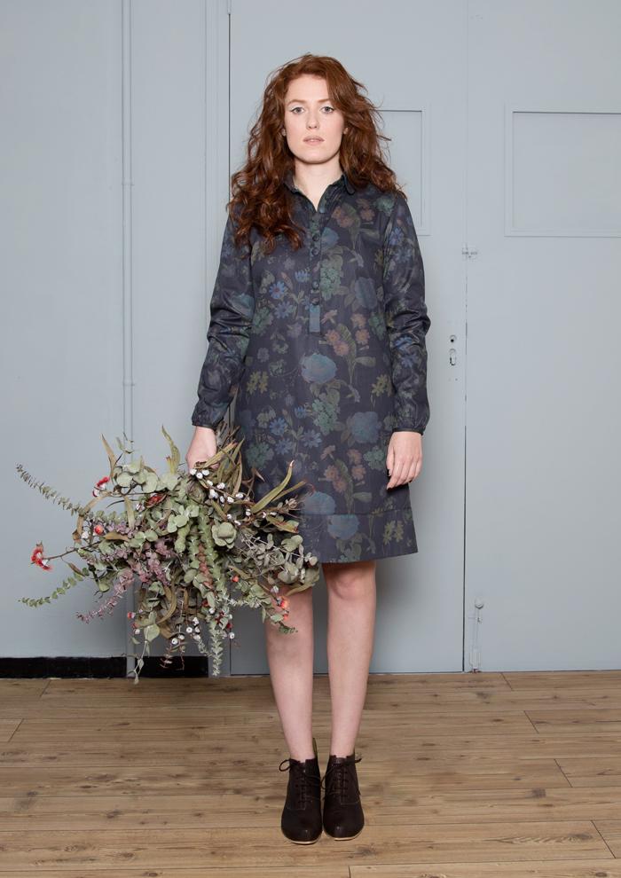Moda ecológica online vestido