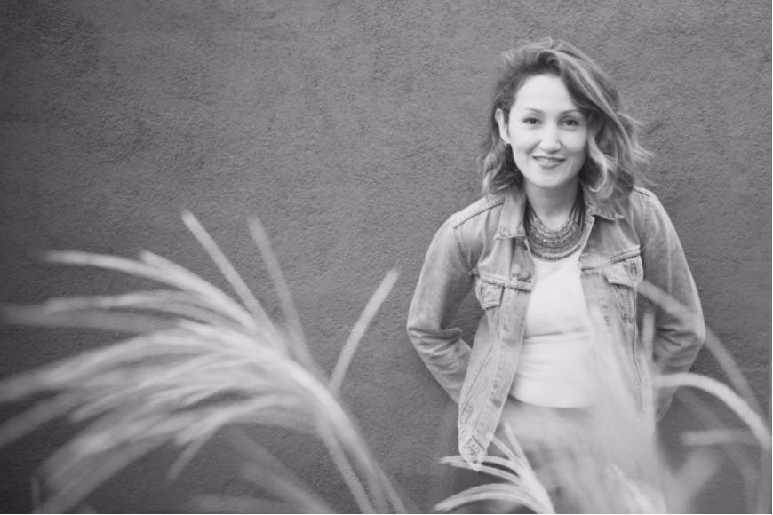 Greta Aguilar moda sostenible
