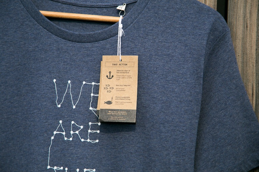 Firma de moda sostenible