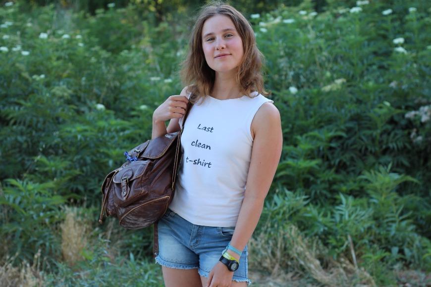 Rebecca moda sostenible